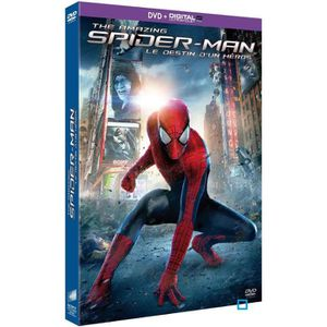 DVD FILM DVD The amazing Spider-Man 2 : le destin d'un h...