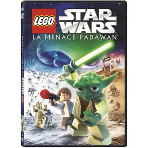 DVD FILM DVD Star wars lego : la menace padawan