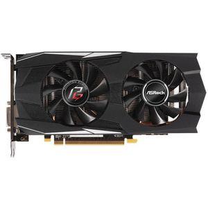 CARTE GRAPHIQUE INTERNE ASRock Phantom Gaming D Radeon RX580 8G OC Carte g