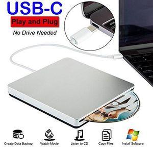 LECTEUR - GRAVEUR EXT. Lecteur graveur DVD Externe CD Nolyth USB C Lecteu