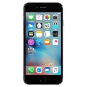 SMARTPHONE RECOND. Iphone 6 32 Gb Gris sideral Reconditionné a Neuf g