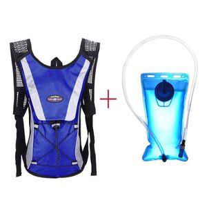 OUTILLAGE DE CAMPING Sac à dos de vessie d'eau + packs d'hydratation ra