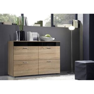 commode 75 cm achat vente pas cher. Black Bedroom Furniture Sets. Home Design Ideas