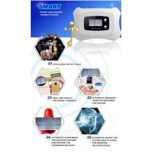 AMPLIFICATEUR DE SIGNAL Nouveau 2G 4G Signal Booster DCS 1800 MHz Signal M