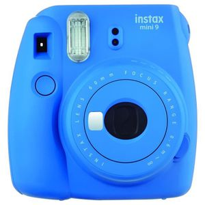 APP. PHOTO INSTANTANE Appareil instantané Fujifilm Instax Mini 9 Bleu Co