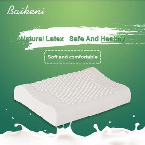 PIÈCE DÉTACHÉE LITERIE Latex naturel d'oreiller oreiller Cervical de prot