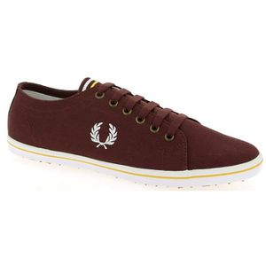 BASKET Baskets basses - FRED PERRY KINGSTON TWILL