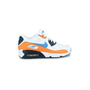 BASKET MULTISPORT Basket Nike Air Max 90 Ltr Junior Blanc 833412-116