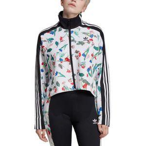 Adidas Originals Veste Zippée Femme ED4762 Multicolor
