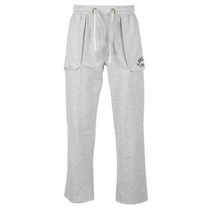 Lonsdale Pantalon de surv/êtement pour homme Pantalon de sport id/éal pour la boxe