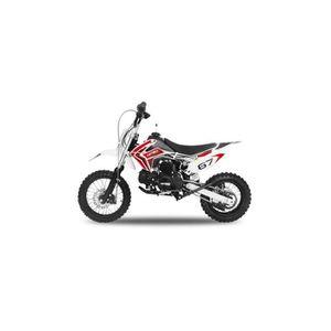 Argent Pit Dirt Bike Levier de Vitesse Pitbike 50cc 110cc 125cc 140cc Pitbike