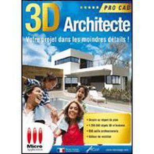 LOISIRS À TÉLÉCHARGER 3D Architecte Pro CAD