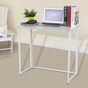 MEUBLE INFORMATIQUE Pliable Table de Bureau Design simple Table Inform