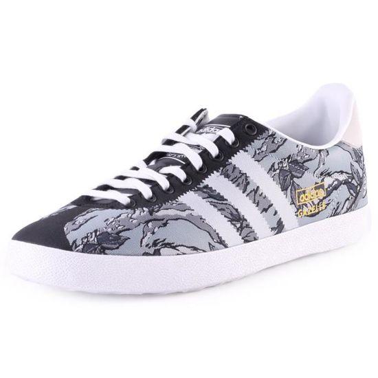 adidas gazelle w motif noir