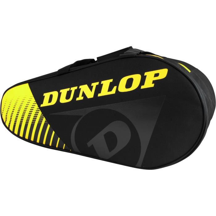 DUNLOP - SAC DE PADEL - PALETERO THERMO PLAY Black/Orange