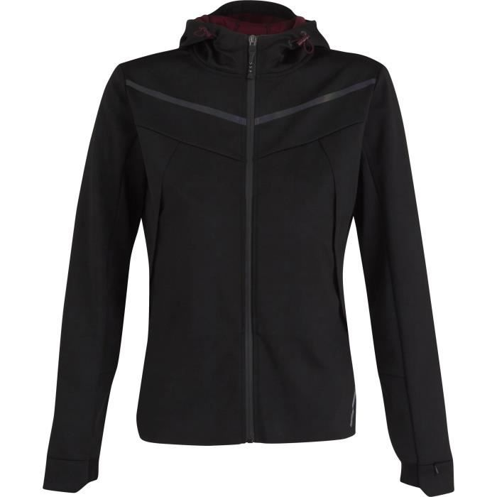 ATHLI-TECH Sweat-shirt Elektra - Femme - Noir