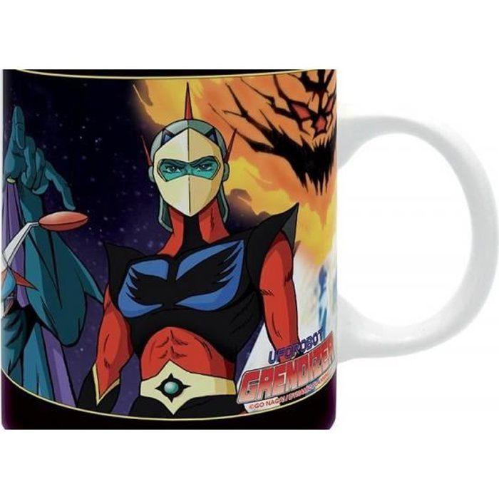 GOLDORAK - Mug 320 ml - Actarus