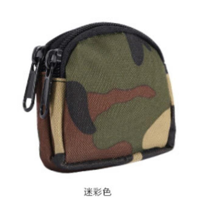 MC -Sac de taille tactique multifonctionnel, sac étanche, porte clés militaire, porte monnaie, pochette utilitaire, organisateur, po