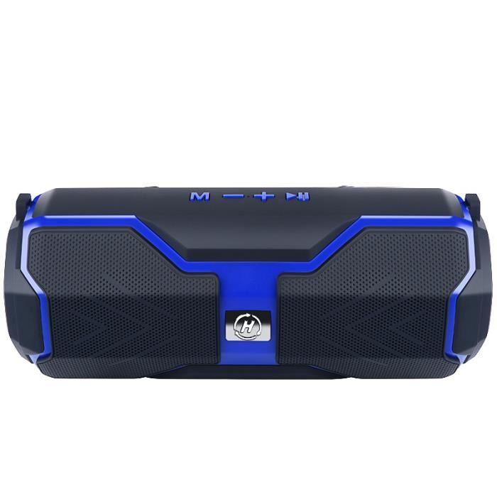 Haut-parleurs Bluetooth, haut-parleurs - haut-parleurs - D -