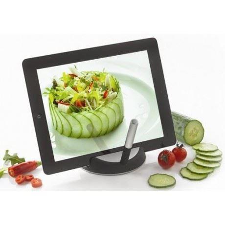 Support pour Tablette et Stylet 'Chef'