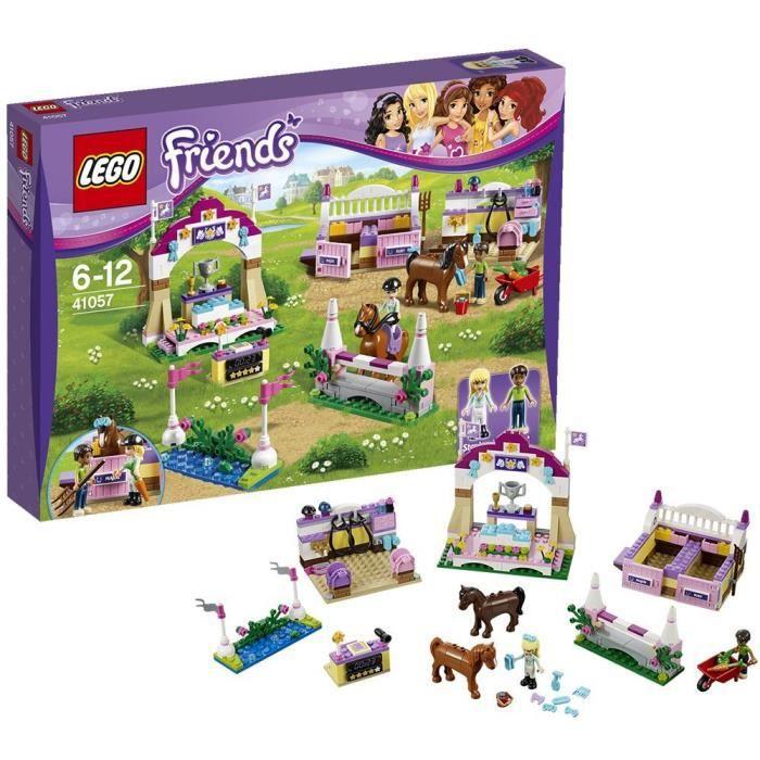 Lego Friends - 41057 Le concours équestre de Heart