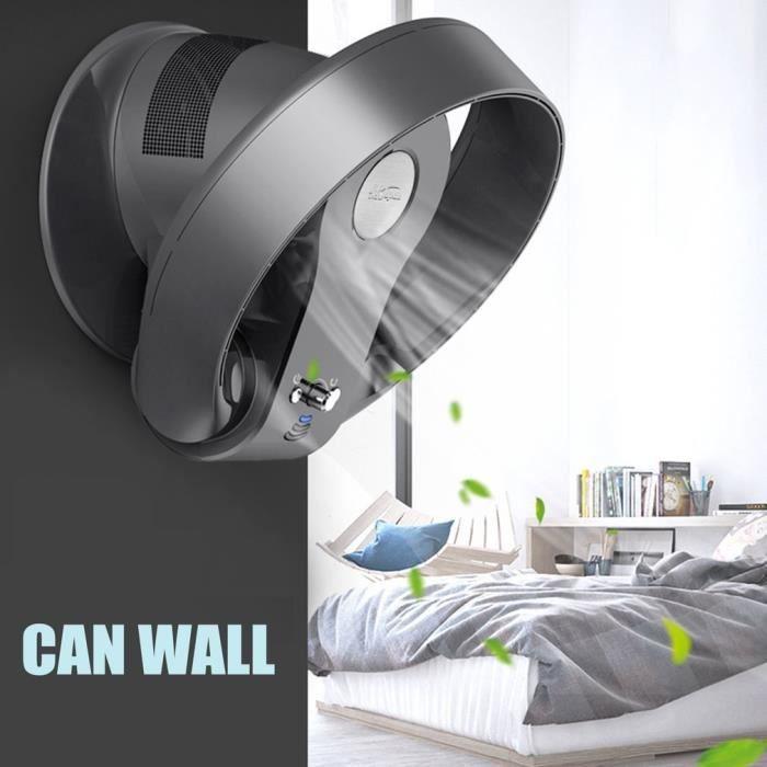 ventilateur multifonction sans air condition de la climatisation à télécommande murale réglable vitesse du vent SANS adaptateur