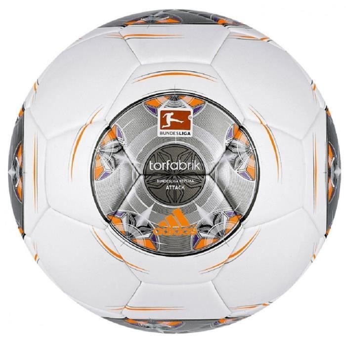 Ballon De Foot Accessoires Adidas Dfl 13 Attack