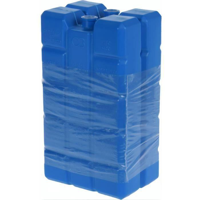 TOM éléments de refroidissement 16 cm bleu polyéthylène 2 pièces
