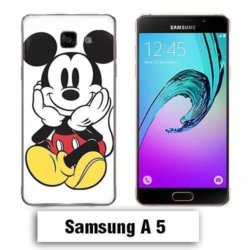 Coque Samsung A5 Mickey Disney Couleur - Achat coque - bumper pas ...