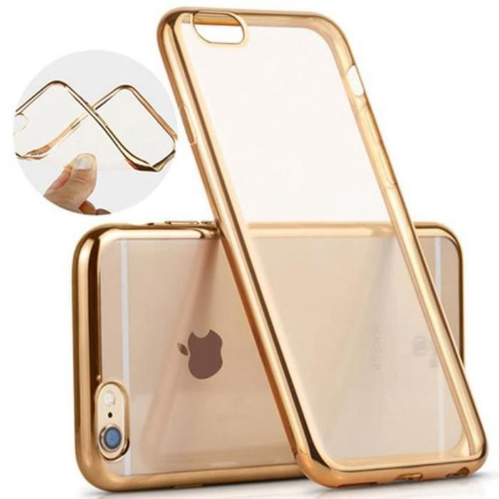 coque en or iphone 6
