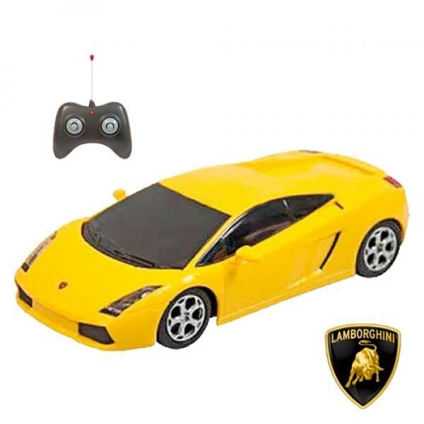 voiture t l command e lamborghini gallardo achat vente voiture enfant soldes d t cdiscount. Black Bedroom Furniture Sets. Home Design Ideas