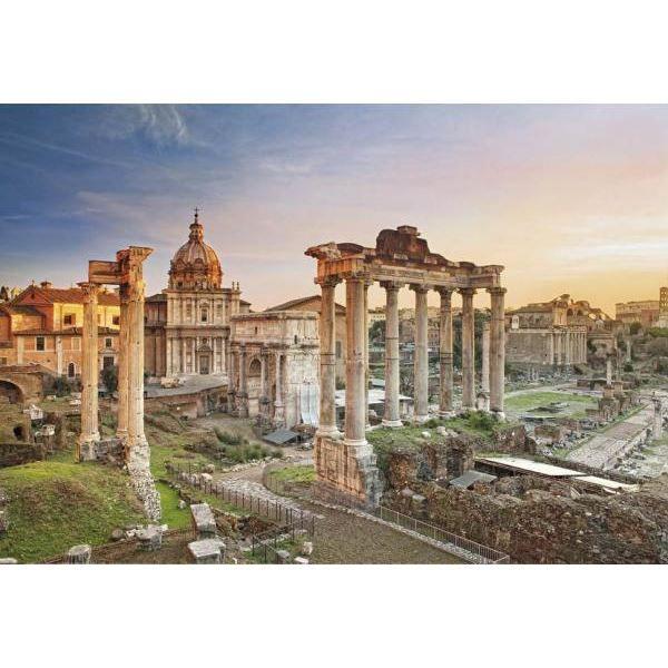 PUZZLE Clementoni - 32549 - Forum romanum