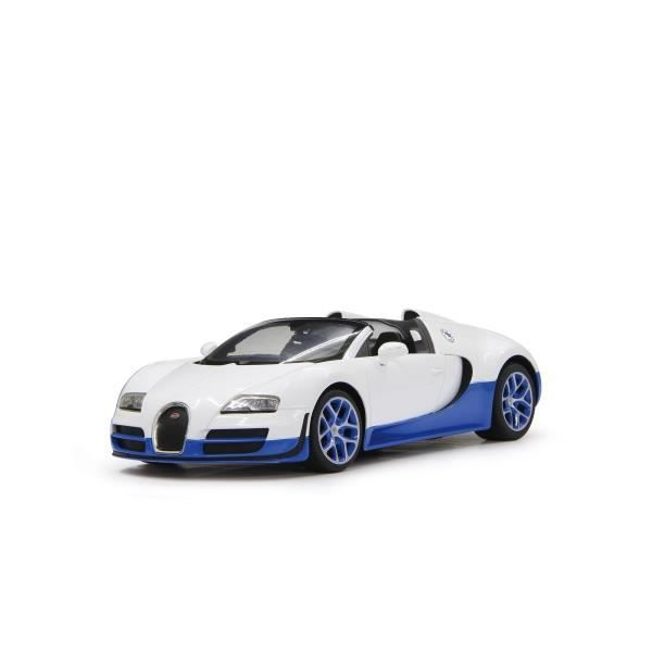 voiture radiocommand e bugatti veyron 1 14 achat vente. Black Bedroom Furniture Sets. Home Design Ideas