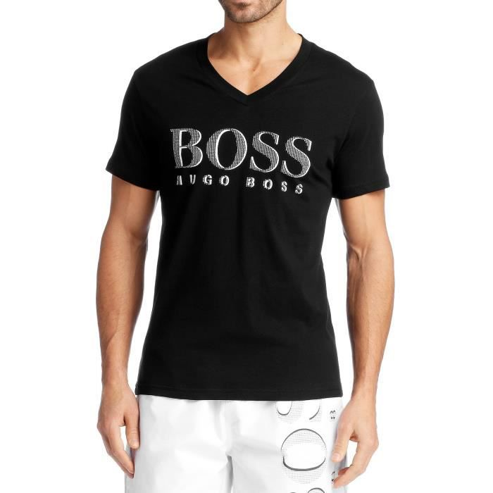 t shirt tee shirt original hugo boss. Black Bedroom Furniture Sets. Home Design Ideas