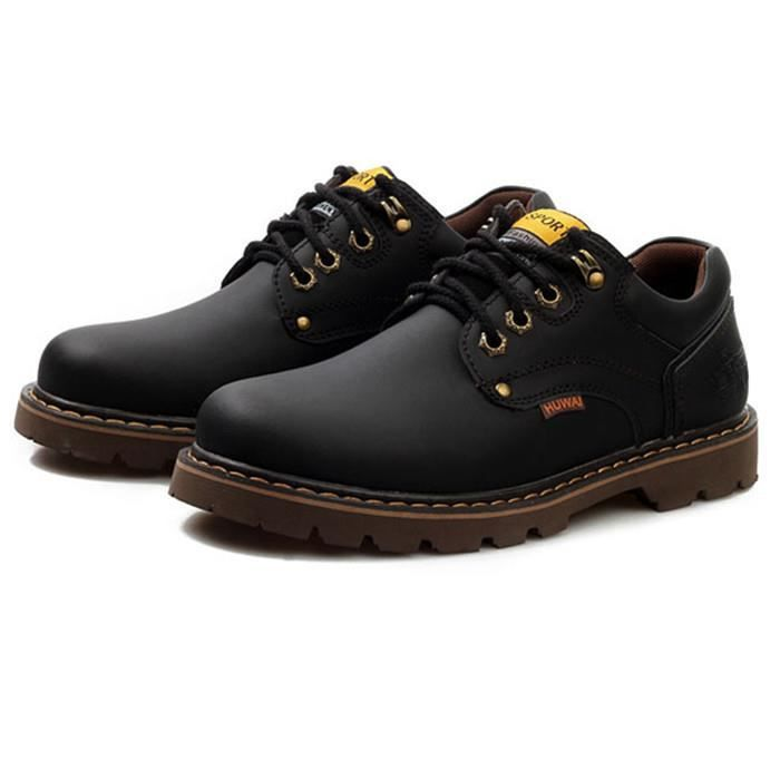 Hommes chaussures pour l'hiver Casual Martin bo... ASVQ7Ev9