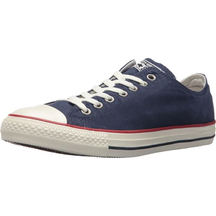 Converse Unisexe Chuck Taylor Oxford Midnight Navy - grenat - aigrette KEO5J Taille-39 1-2 nKNH318