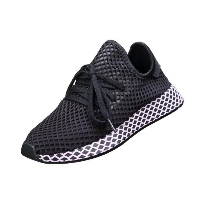 Basket femme Adidas Deerupt W B37602 Noir Noir Achat