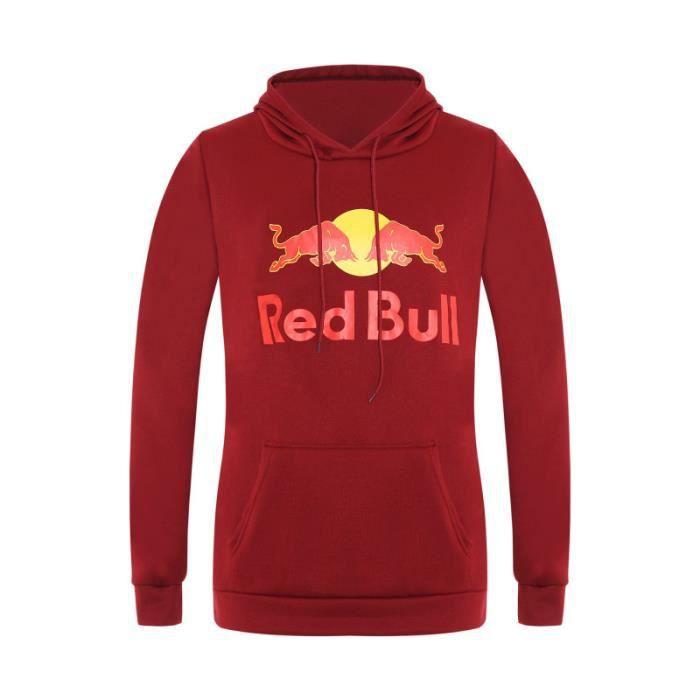 Red Bull Sweat-shirt Sports Et Loisirs Sweat