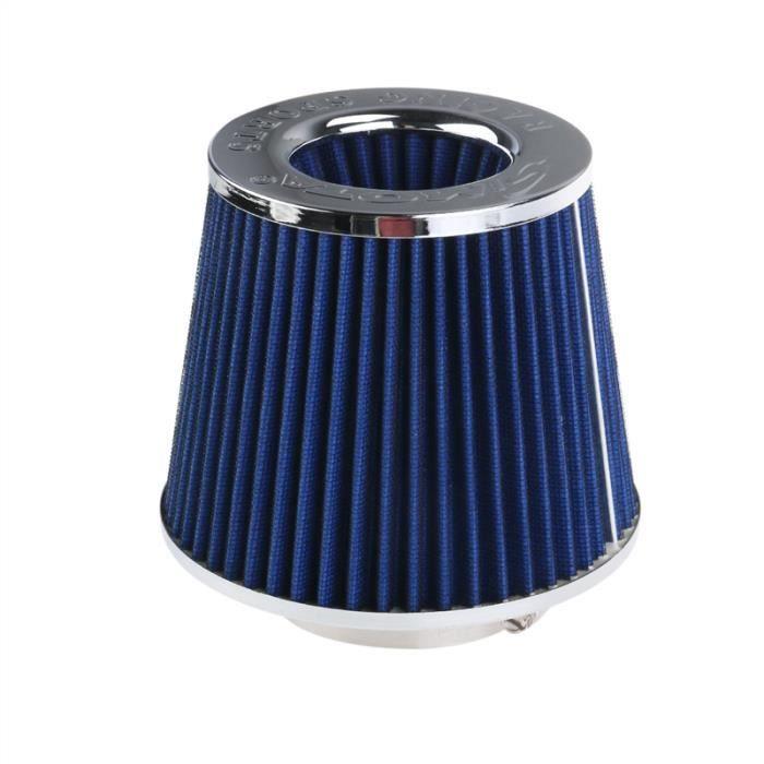 FILTRE A AIR Filtre à air rond entier conique universel Kits d'