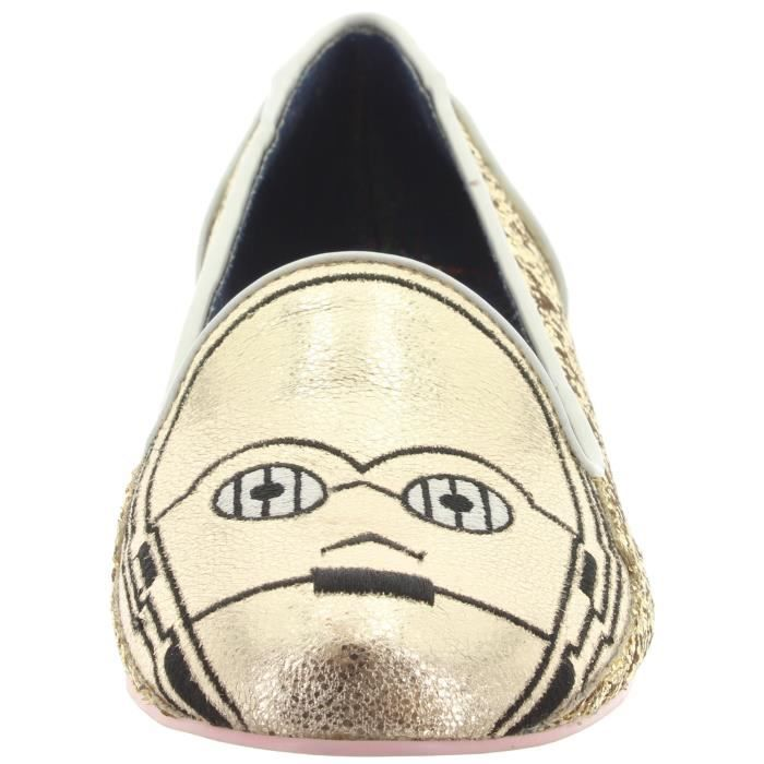 Irregular Choice Star Wars ByBallerines The Golden Droid 4329-08 A P7WU8 nFLOCl