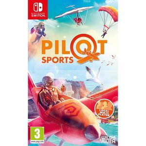 JEU NINTENDO SWITCH Pilot Sports Jeu Switch