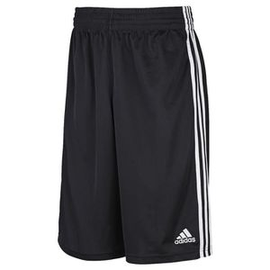 ADIDAS Short de basket COMMANDER - Adulte - Noir