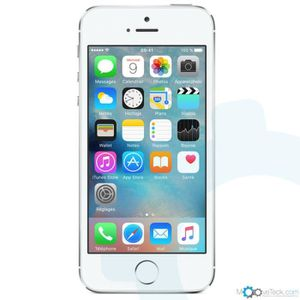 TELEPHONE PORTABLE RECONDITIONNÉ iPhone 5S 16go blanc reconditionné (Garantie 1an)