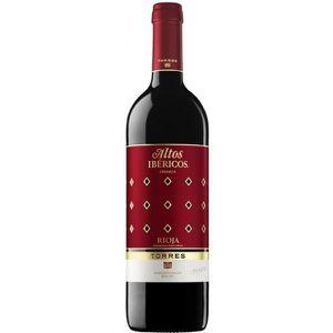 VIN ROUGE 6x Torres Altos Ibéricos rouge - Rioja D.O.C - 201