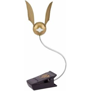 LAMPE A POSER Lampe Clip-On Harry Potter : Vif d'Or - PALADONE