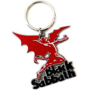 PORTE-CLÉS black Sabbath Demon nouveau officiel Keychain Port