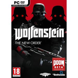 JEU PC Wolfenstein: The New Order (PC DVD) [UK IMPORT]