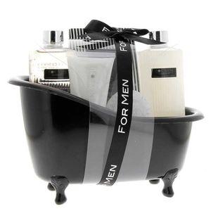 COFFRET BIEN-ÊTRE Coffret Cadeau FOR MEN Parfum PAMPLEMOUSSE dans Ba