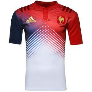 MAILLOT DE RUGBY Nouveau Maillot Officiel Adidas Equipe de France d