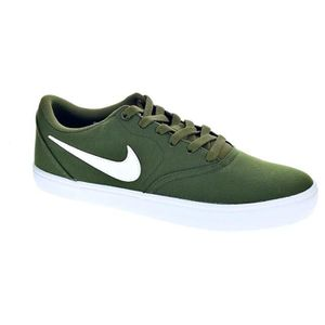 finest selection 920f6 c1ceb BASKET Baskets basses - Nike Sb Check Solar Cnvs Homme